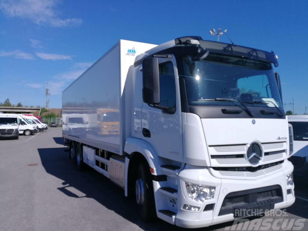 Mercedes-Benz Antos 2543L -  FNA, undermonterat Mitsu.