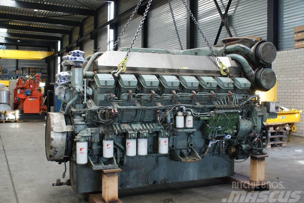 Mitsubishi S16R-MPTA - Marine 1170 kW - DPH 104487