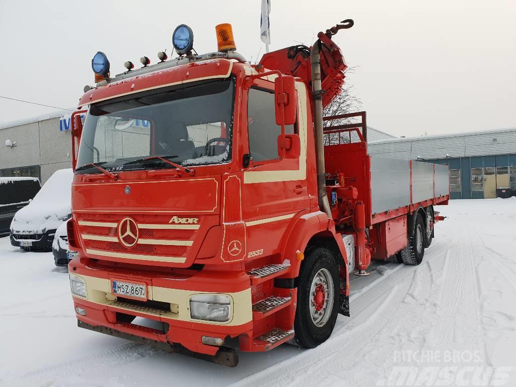 Mercedes-Benz Acros