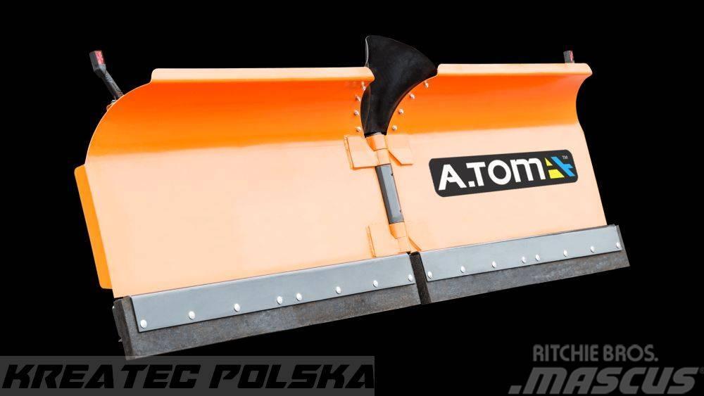 Atom Snow plow 3m (5 position) Pług śnieżny 3m