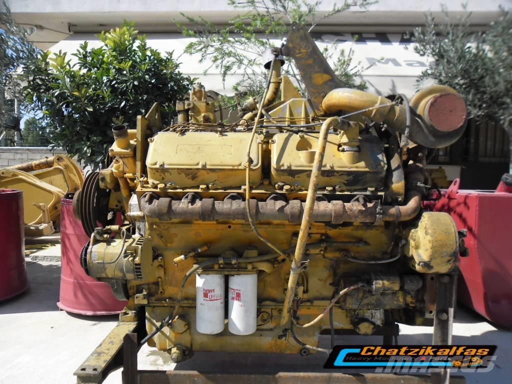Caterpillar 775B 3412 73W ENGINE FOR DUMPER