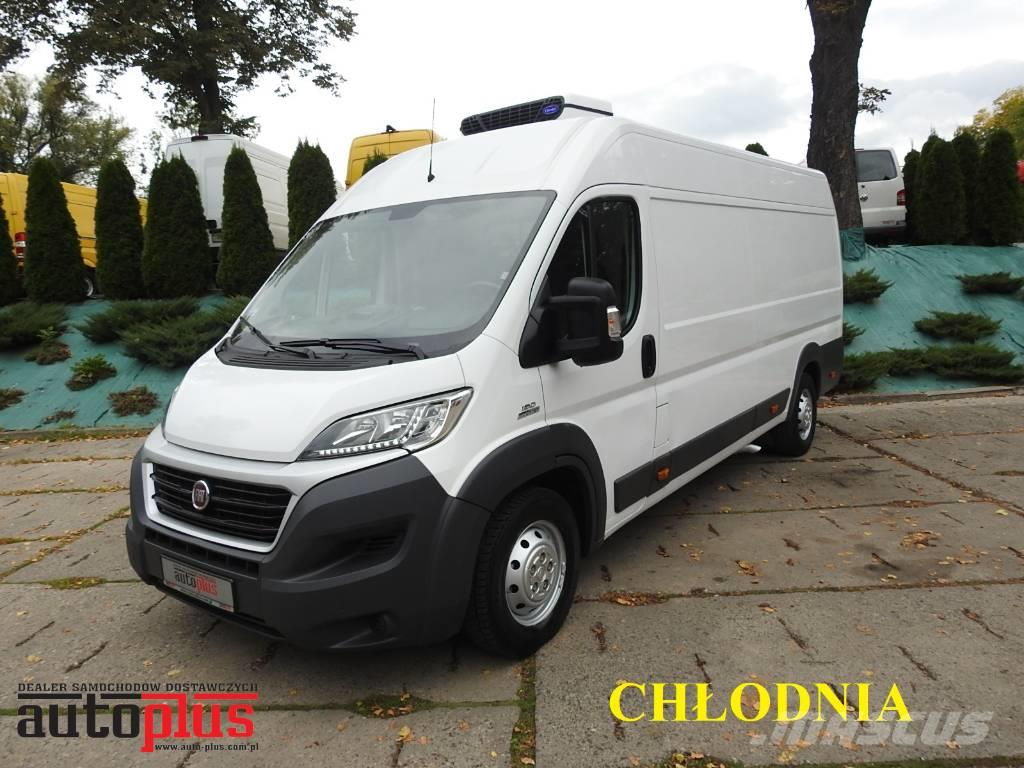 Fiat DUCATO REFRIGERATOR -10*C A/C PNEUMATIC SUSPENSION
