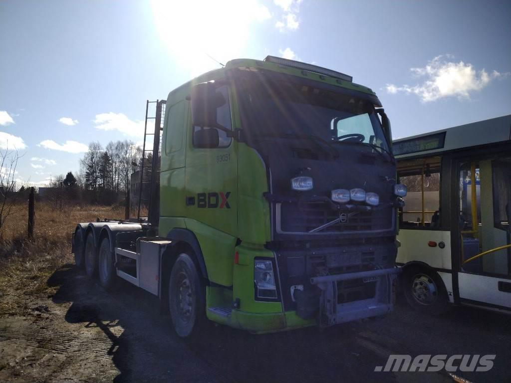 Volvo FH12 8X4 EURO3 FOR PARTS