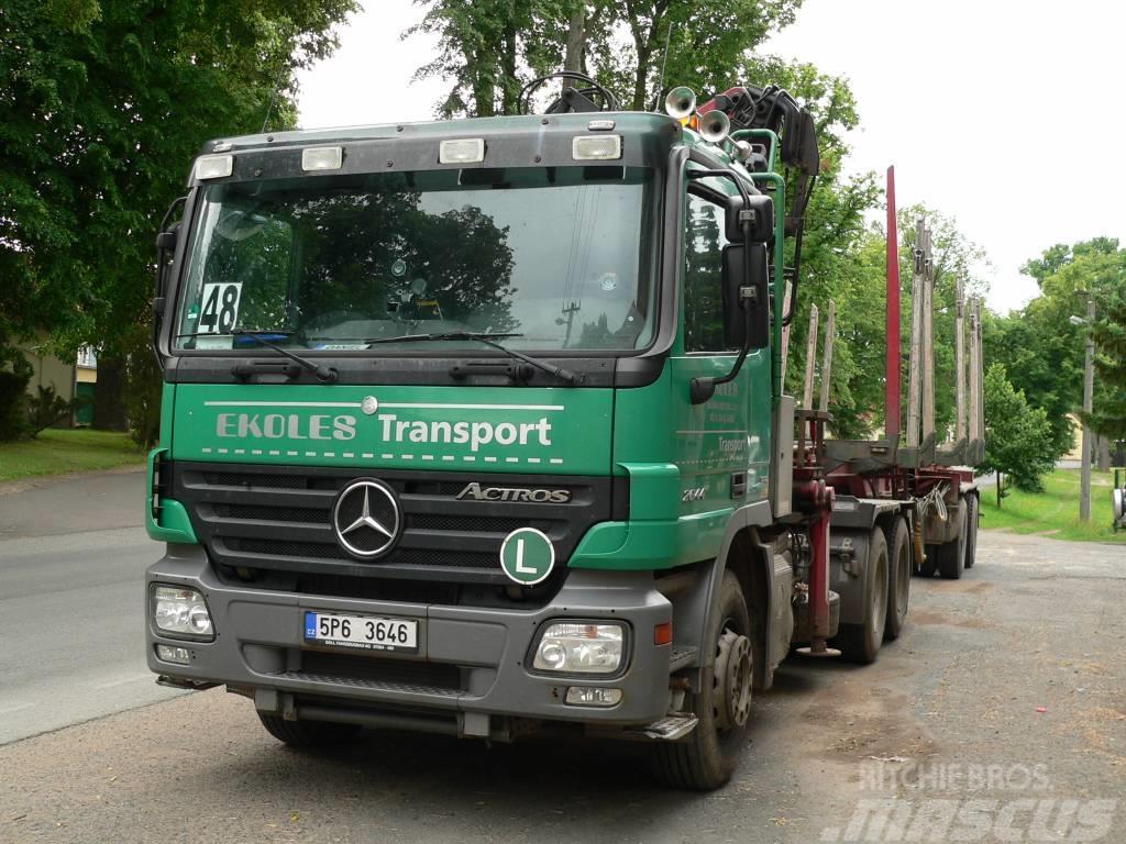 Mercedes-Benz Actros 2644 L 6x4