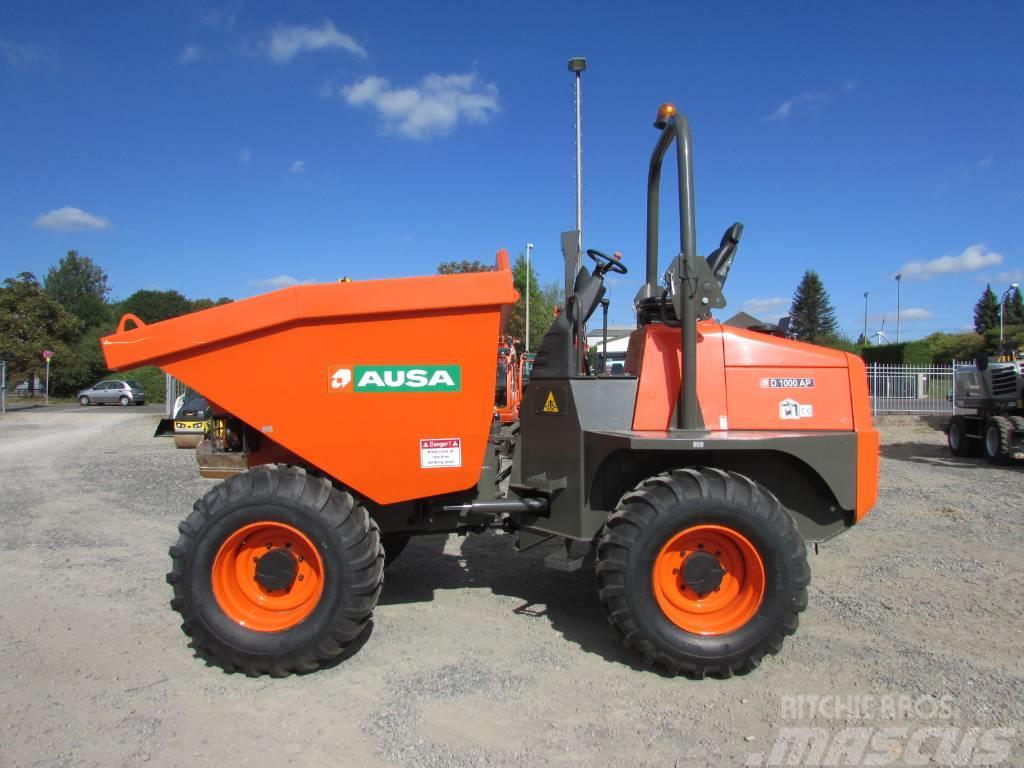 Ausa D 1000 AP Dumper (similar Wacker Neuson 10001)