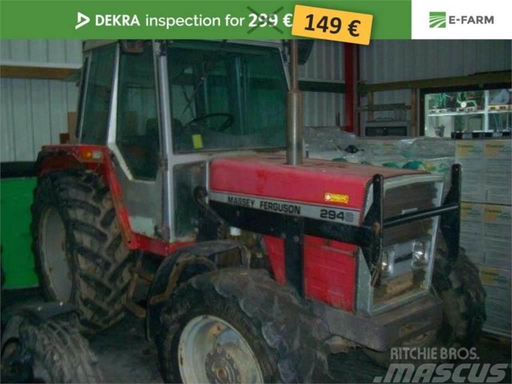 1980 Massey Ferguson 245 Mf Wiring Diagram Allrad Germany Tractors 1024x768