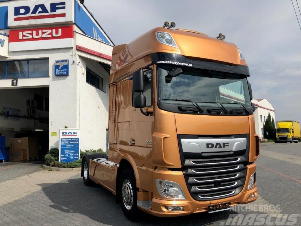 DAF FT 460 XF Africa Diamond Tour