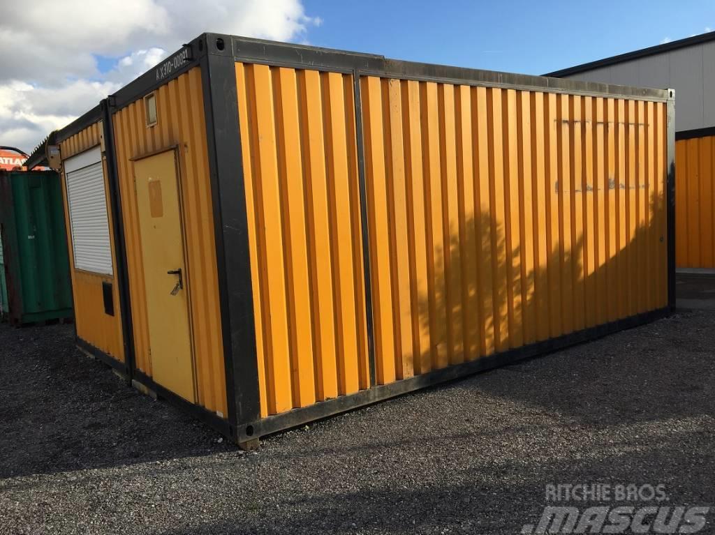 Continex container sanit r damen und herren occasion prix for Prix container vide