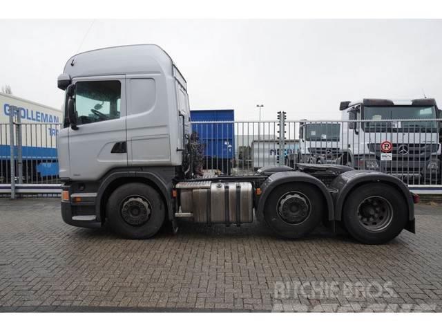 Scania G 410 6X2/4 ADR EURO 6