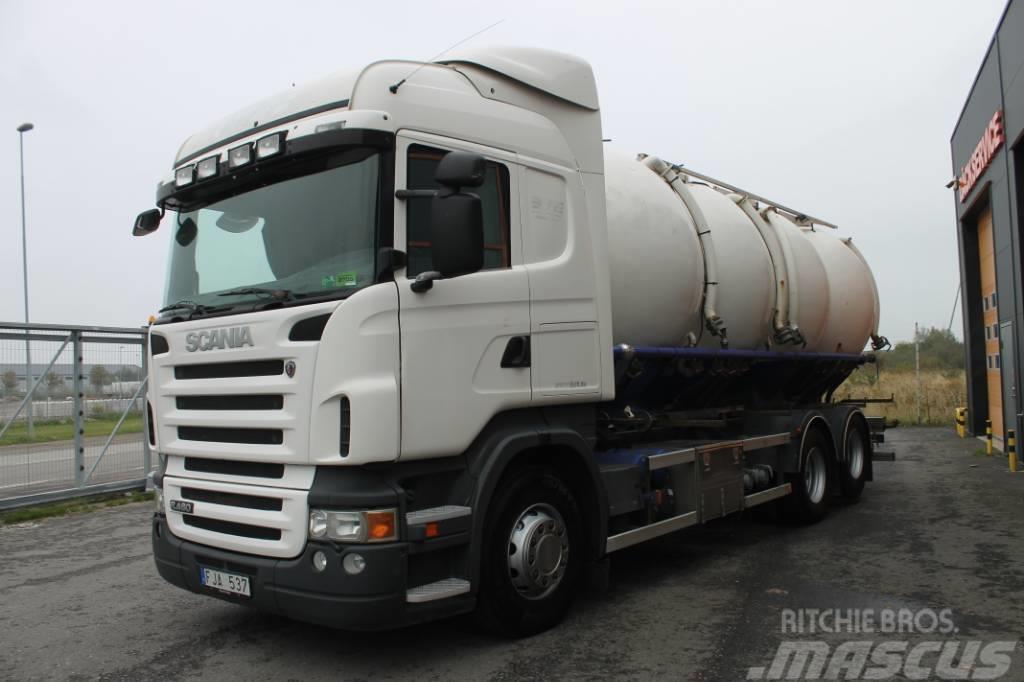 Scania R480LB6X2HNA