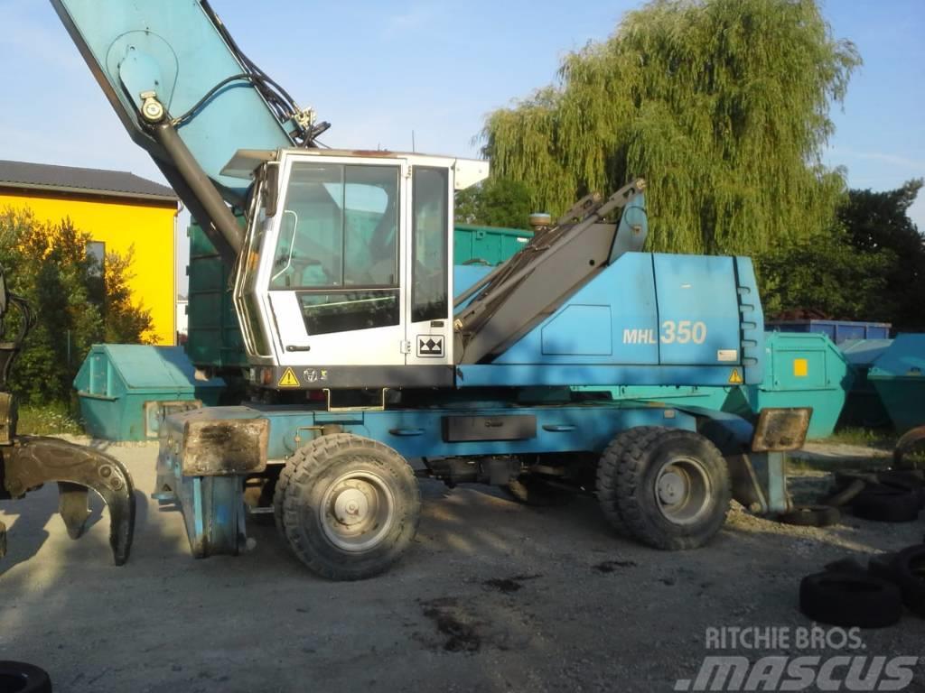 Fuchs MHL 350 D