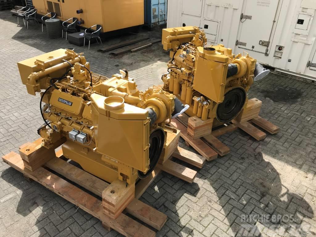 Caterpillar Rebuild - 3412 C DITA - Marine Propulsion - 60M
