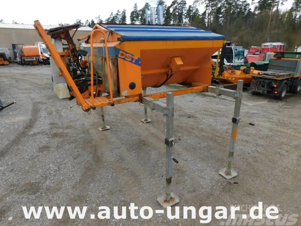 Schmidt DST 20 - WZ 2 Kammer Streuer Unimog Winterdienst