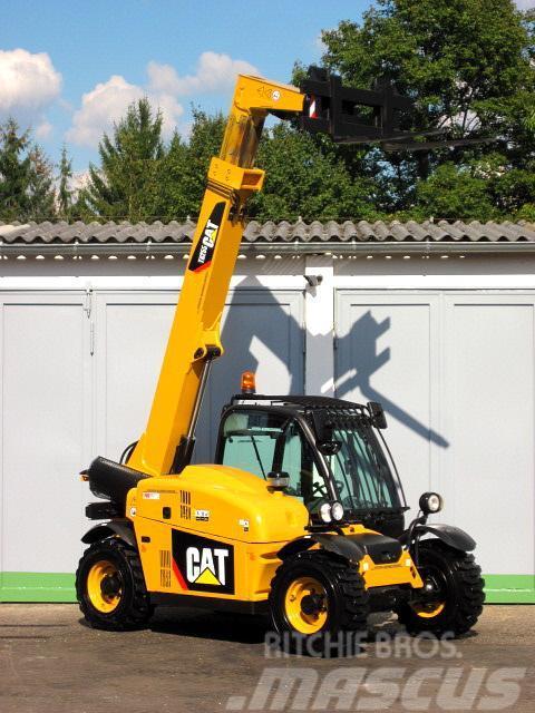 Caterpillar TH 255 ** 4x4x4 / 5.6m / 2.5t. **