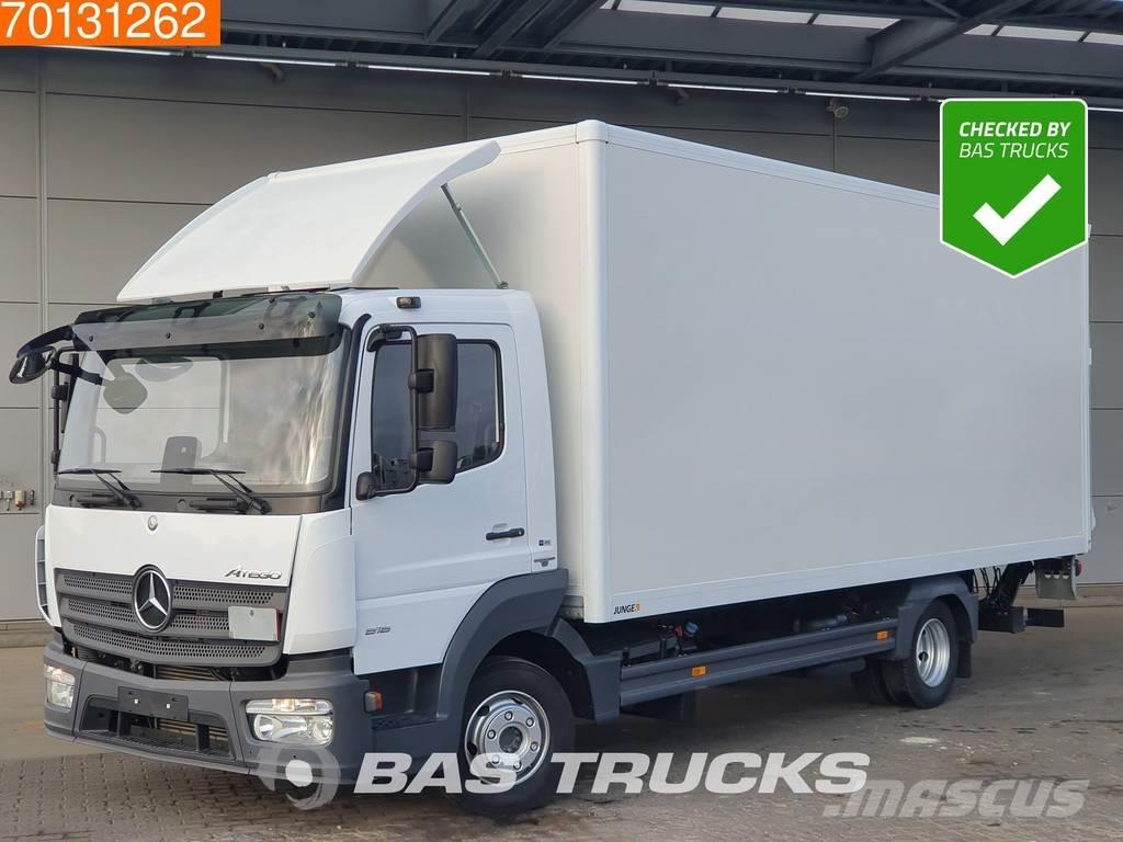 Mercedes-Benz Atego 816 4X2 Manual Ladebordwand ClassicSpace Eur