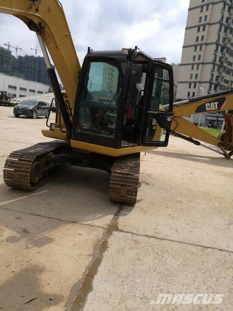 Caterpillar 307E Mini Excavator **Year 2014**