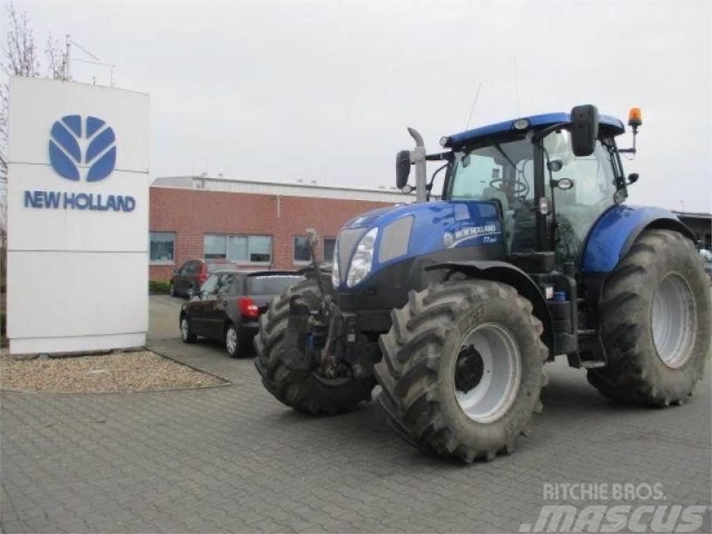 New Holland T7.200 PowerCommand