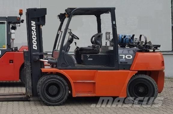 Doosan G70S-5