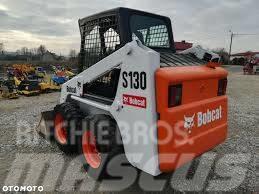 [Other] Miniładowarka, miniloader Bobcat S130