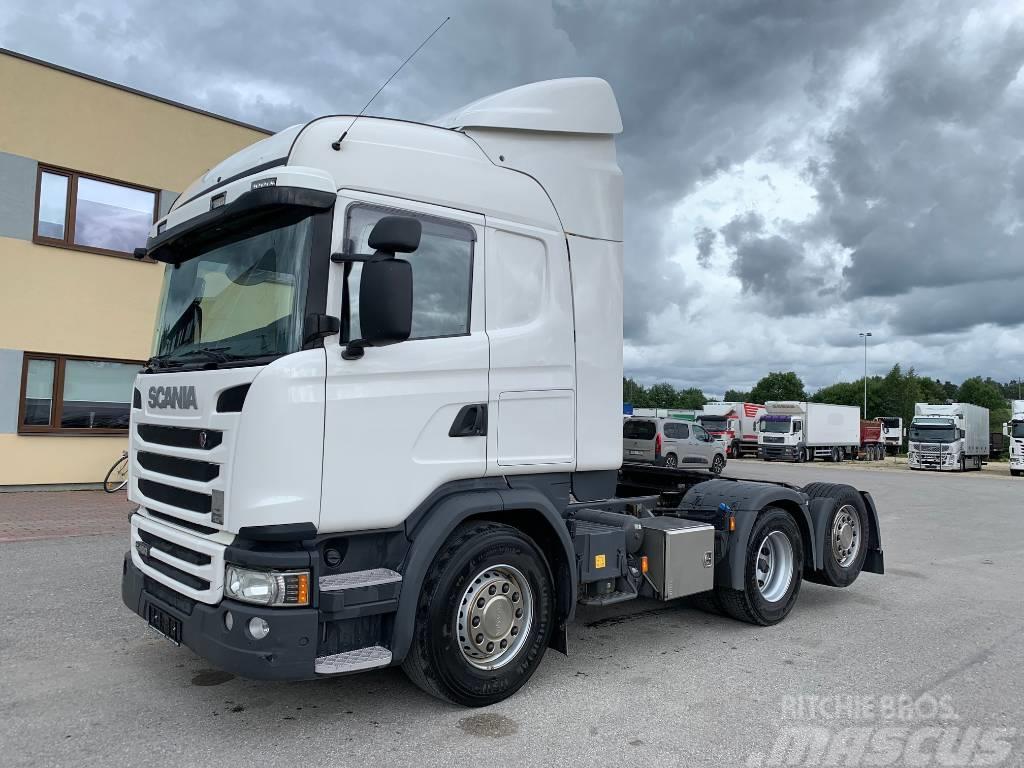 Scania G450 6x2+EURO6