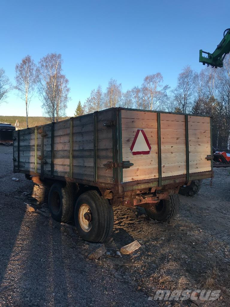 [Other] Tippvagn 8 ton