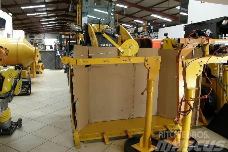 Sino Plant Jib Crane (Ldv) Mechanical