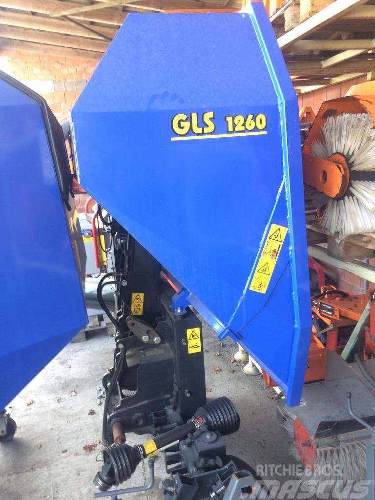 Iseki GLS 1260 H * Gras- Laubsauger * Bj. 2016 * nicht K