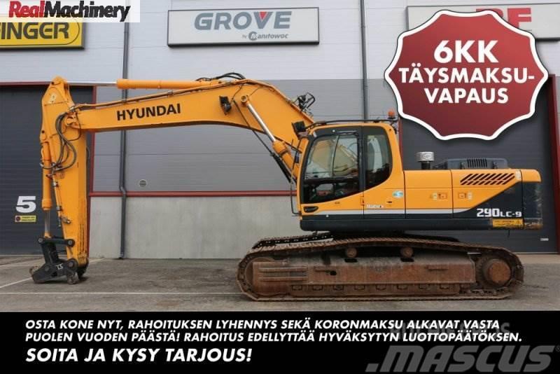 Hyundai Robex 290LC-9