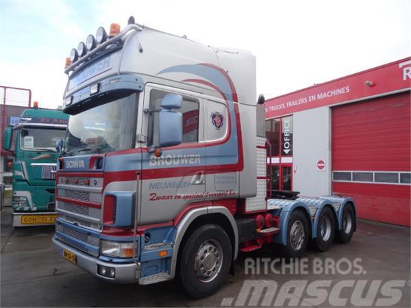 Scania R164 GA8X4/4 480 Retarder