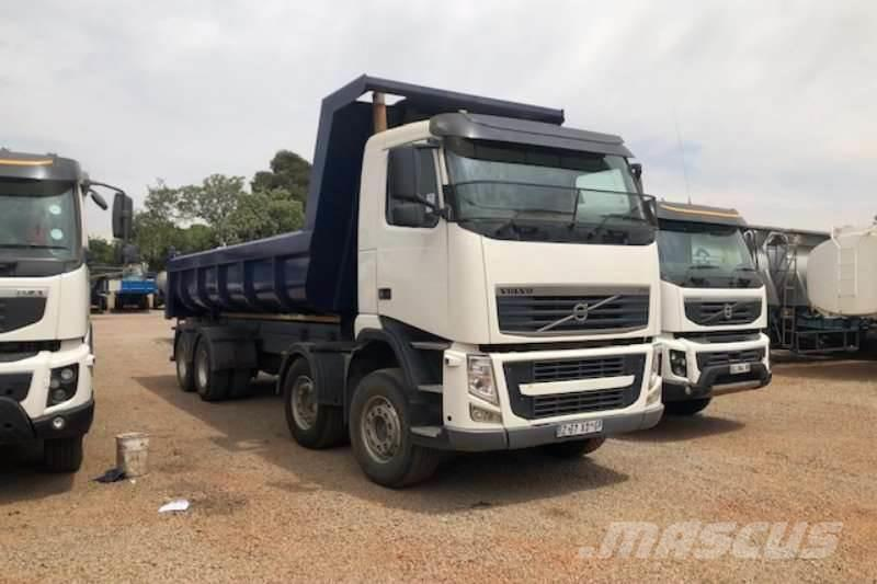 Volvo FH 400 8x6 Twinsteer 15m³ Tipper Truck