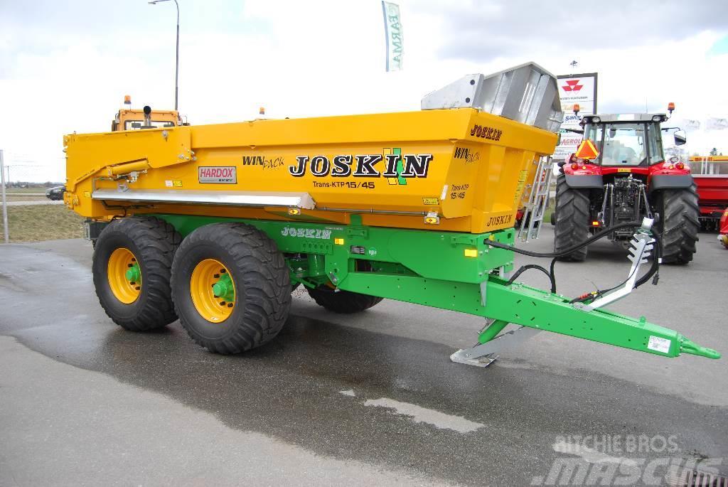Joskin Trans/KTP 15/45 Hardox