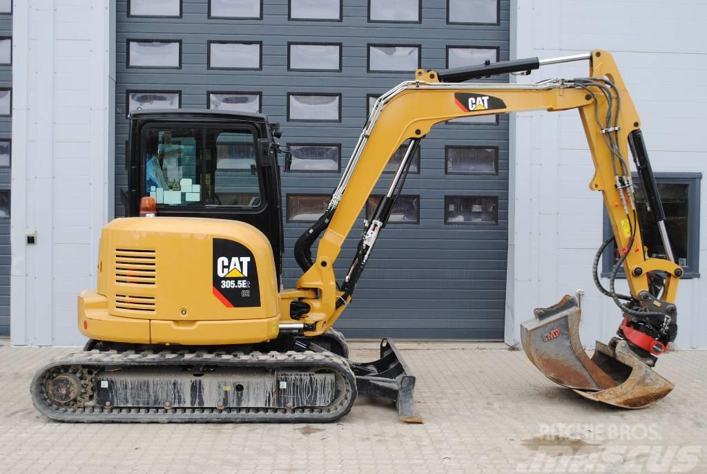 Caterpillar 305,5E