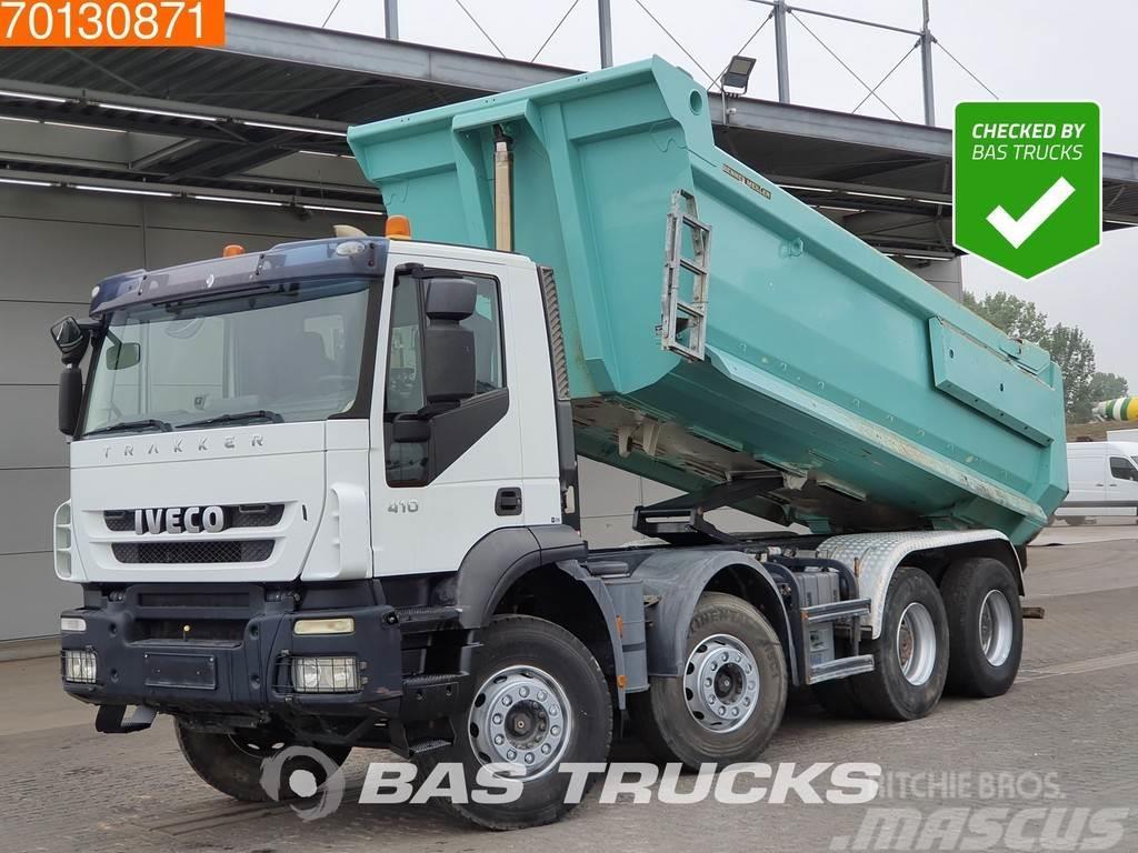 Iveco Trakker AD440T41 8X4 Manual BigAxle Steelsuspensio