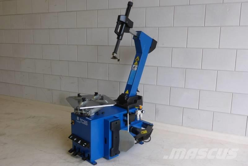 TyreOn TC26S 12 - 26 Inch Tyre Changer - Double Speed
