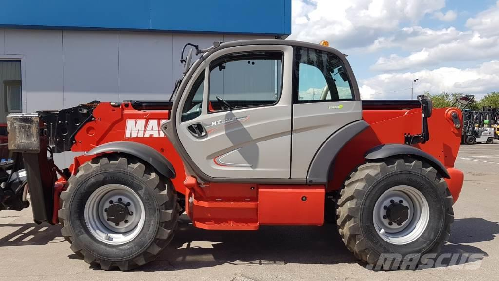 Manitou MT 1840  DEMO  LIKE NEW !