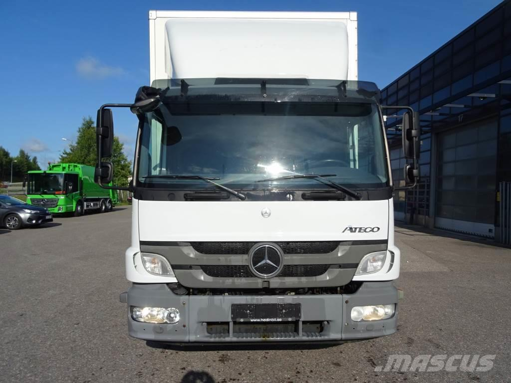 Mercedes benz atego 1524 til salgs 2011 i espoo finland for Mercedes benz richmond bc