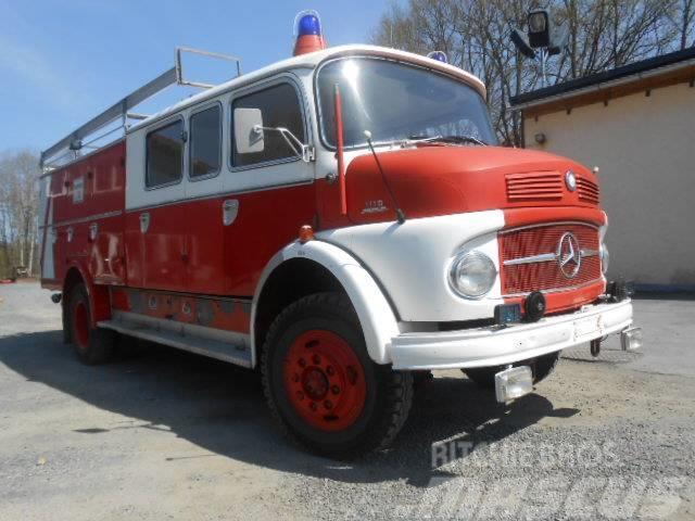 Mercedes-Benz LAF 1113