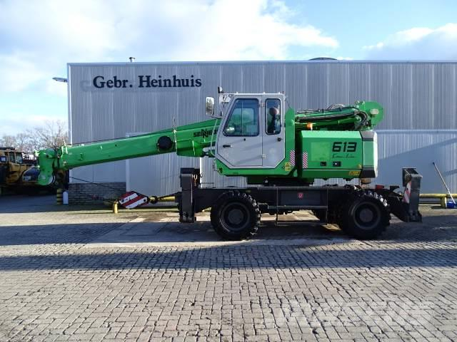 Sennebogen 613 M Crane Line Jip 5 Meter 3 Pieces! ID NR 230 O