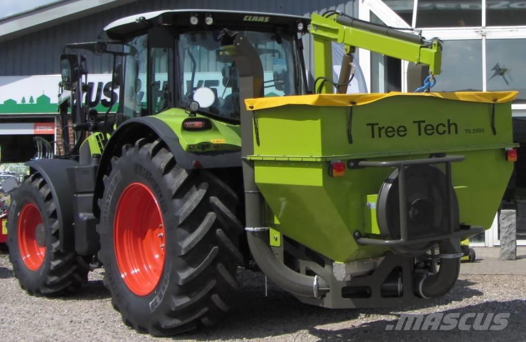 [Other] TREE TECH TS 2500 AirMatic Udstyrsmodel komplet me