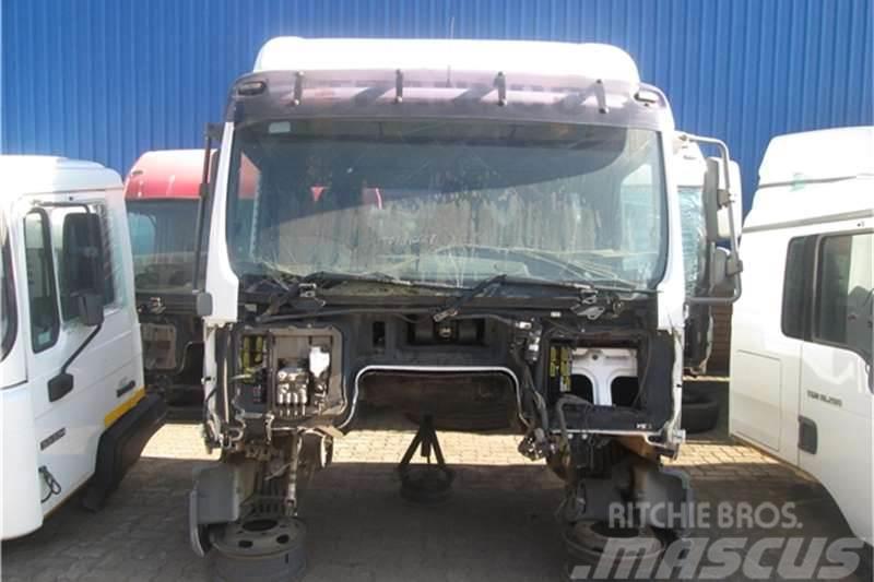 MAN TGL 10-180 Cab