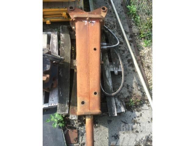 [Other] Onbekend Sloophamer 5 tot 14 ton