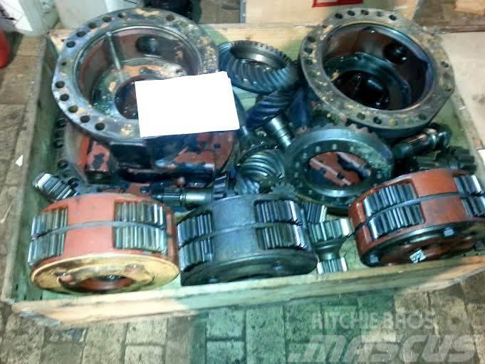 John Deere Timberjack Planetary Gears