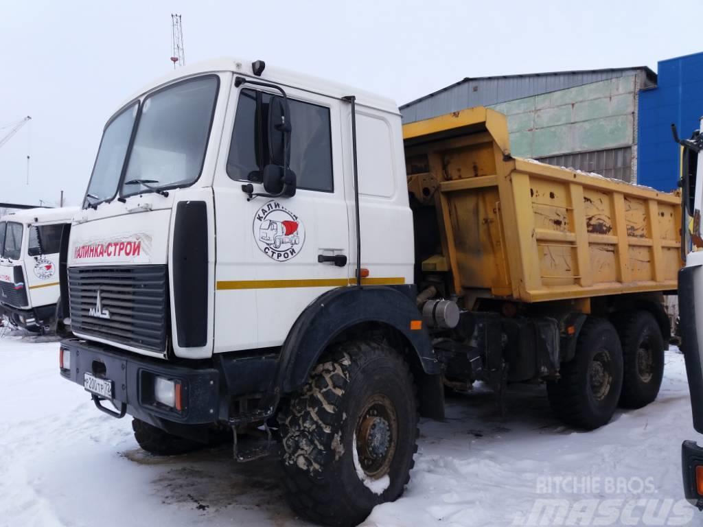 МАЗ 6517Х9