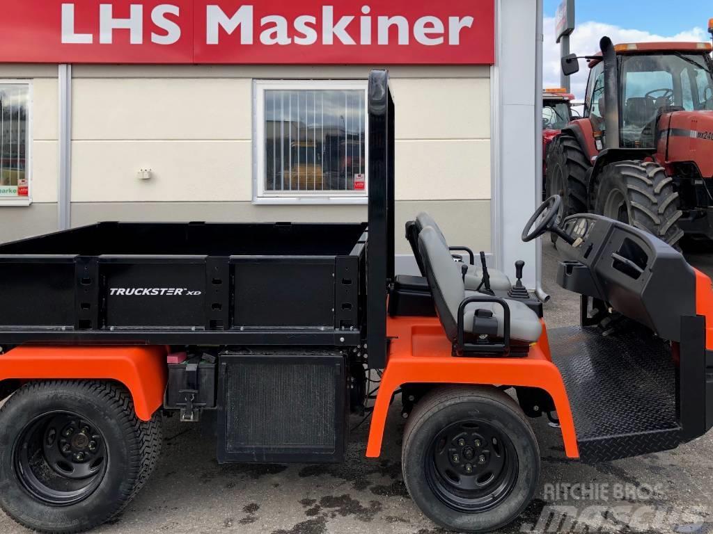 Jacobsen Truckster XD toppskick