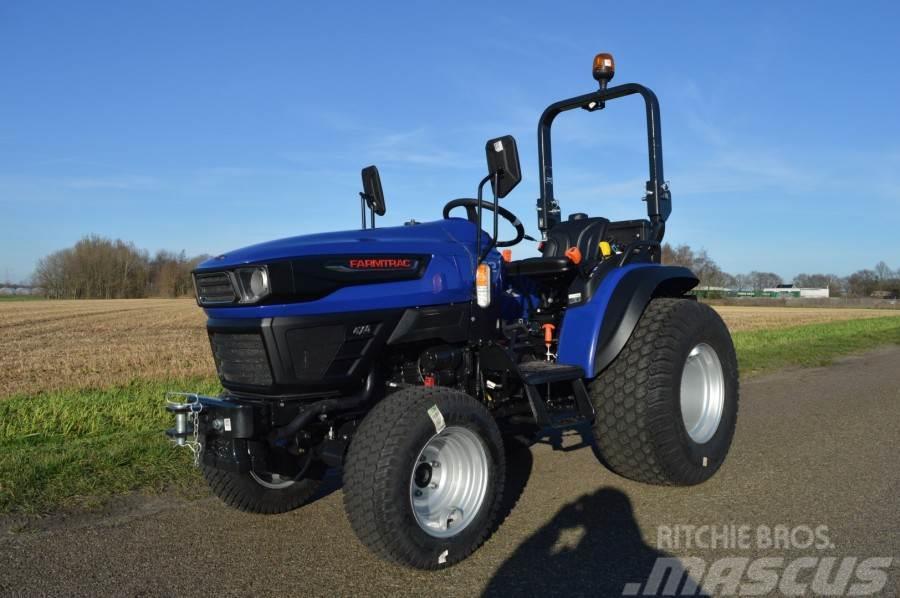 Farmtrac FT22 4WD 21 PK minitractor NIEUW