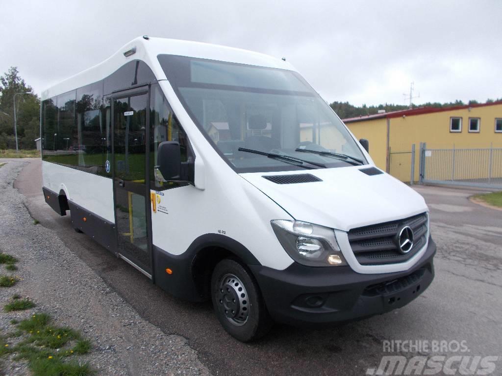 Mercedes-Benz Mellor Strata Buss -18 22 pass