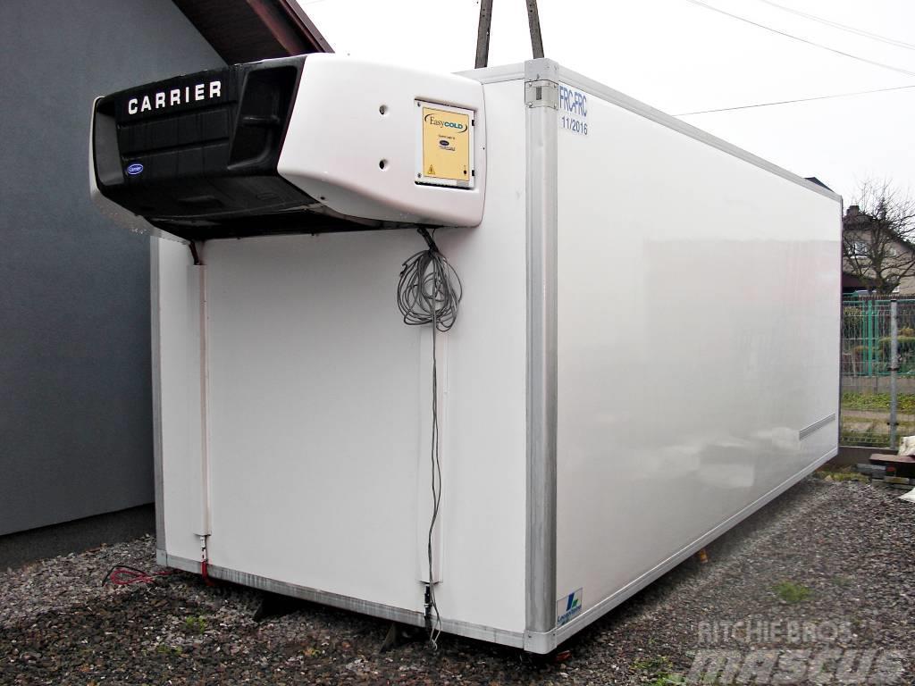 Renault Midlum only Freezer 15 Pallets Carrier Supra 950Mt