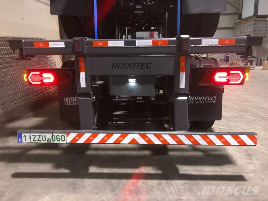[Other] Rodotec 4x Container semi-trailer-three axles 40 f
