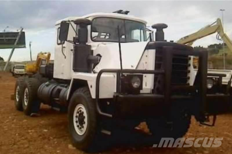 Mack 6x6 Bullbar