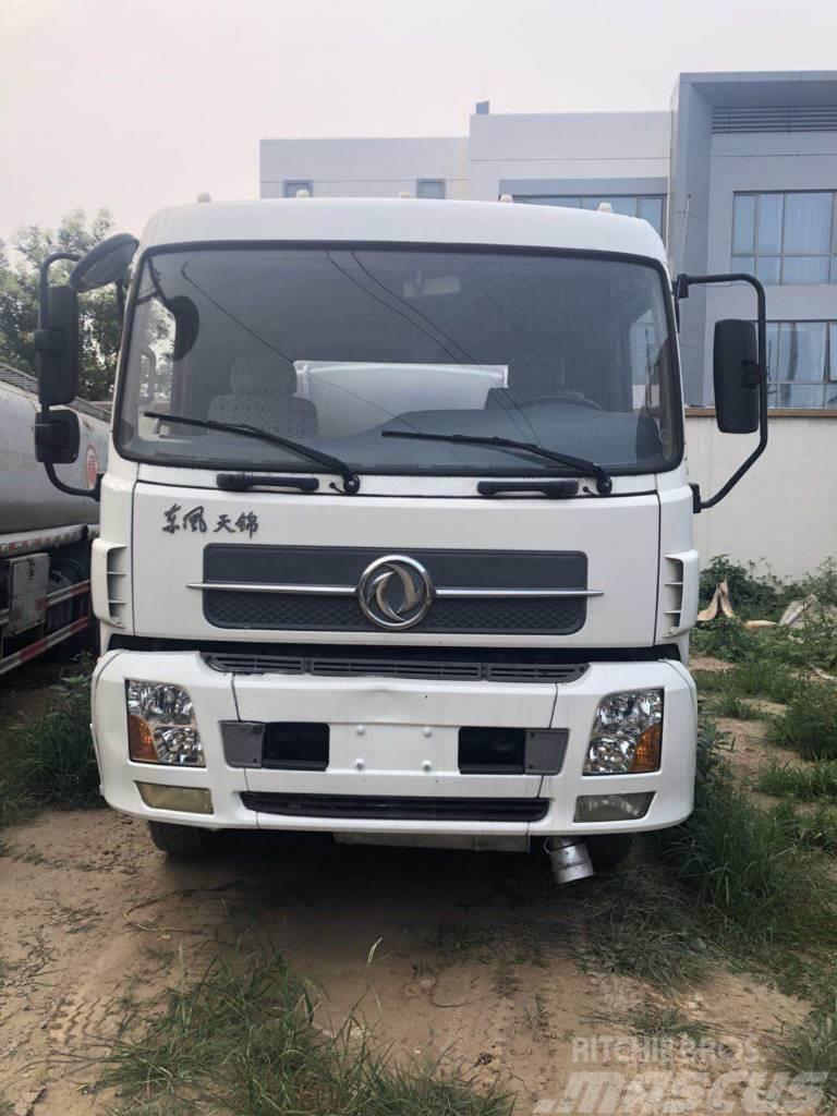 Dongfeng Tianjin 20M3 Fuel Tank Truck